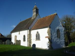 St Botolph's. Hardham
